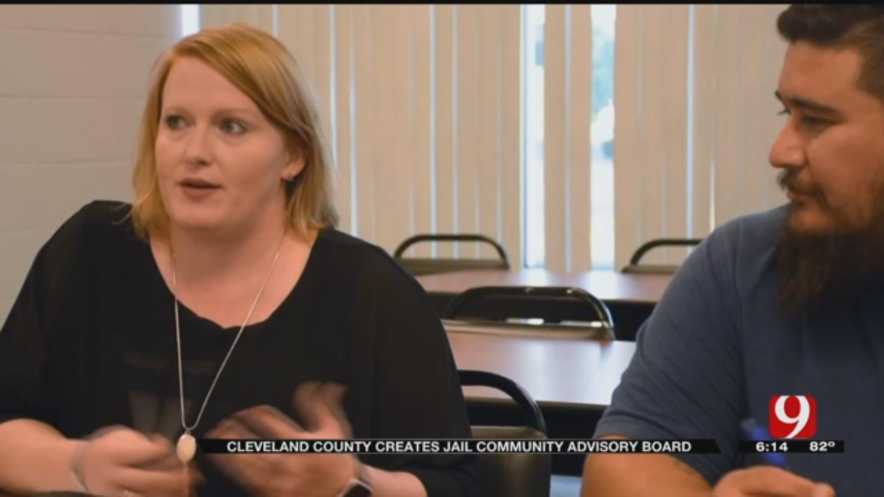 Locals Advise Cleveland County On Jail Operations Through New Board