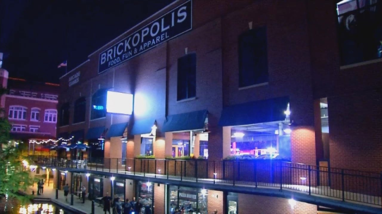 2 Adults Shocked After Falling Into Bricktown Canal