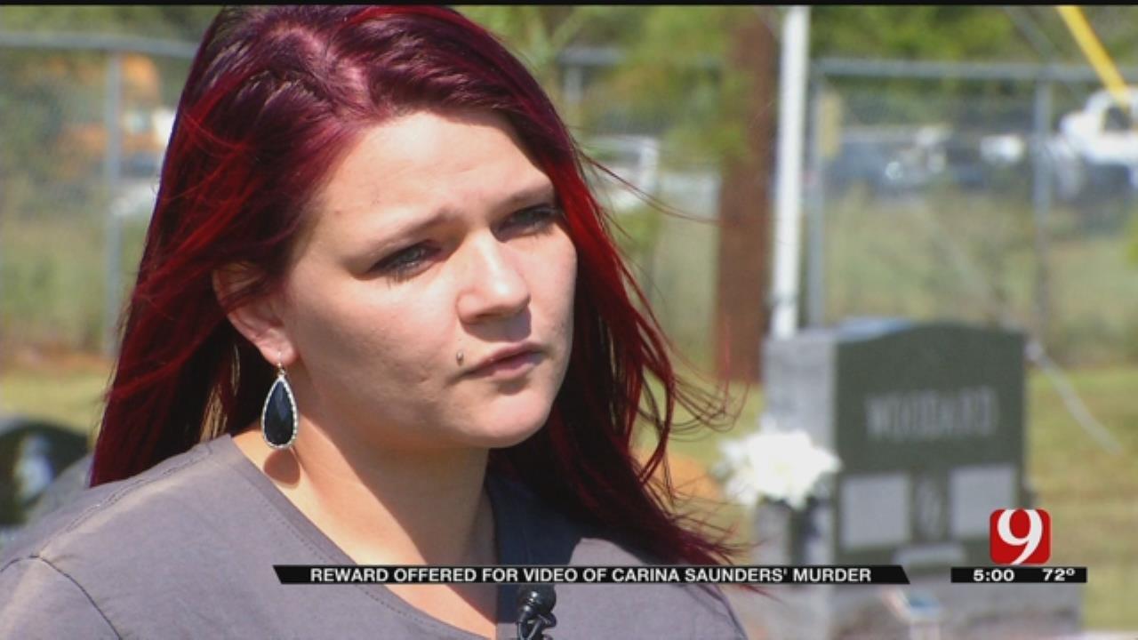 Carina Saunders' Sister Speaks Out After New $50K Reward Offered
