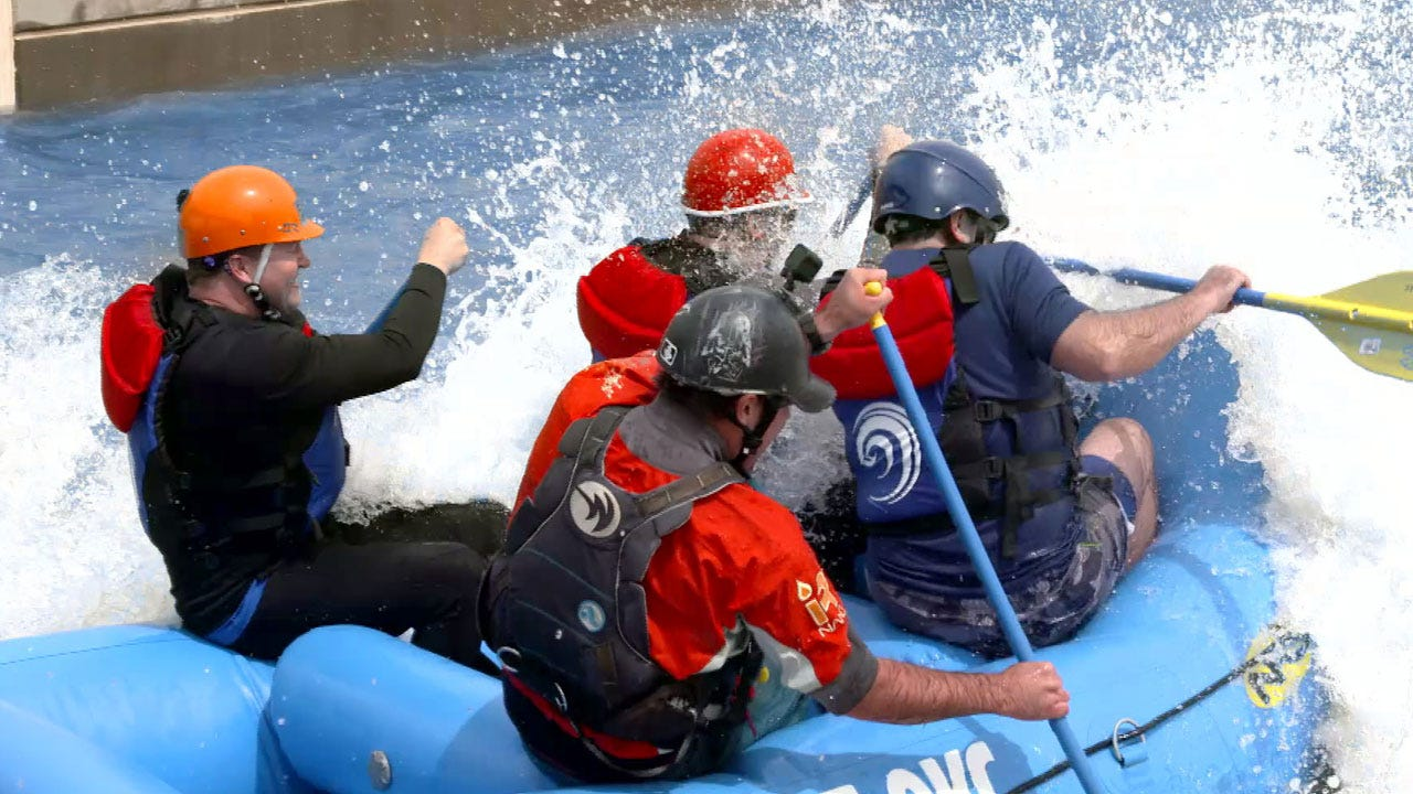 New Upgrades Eyed For Riversport Rapids