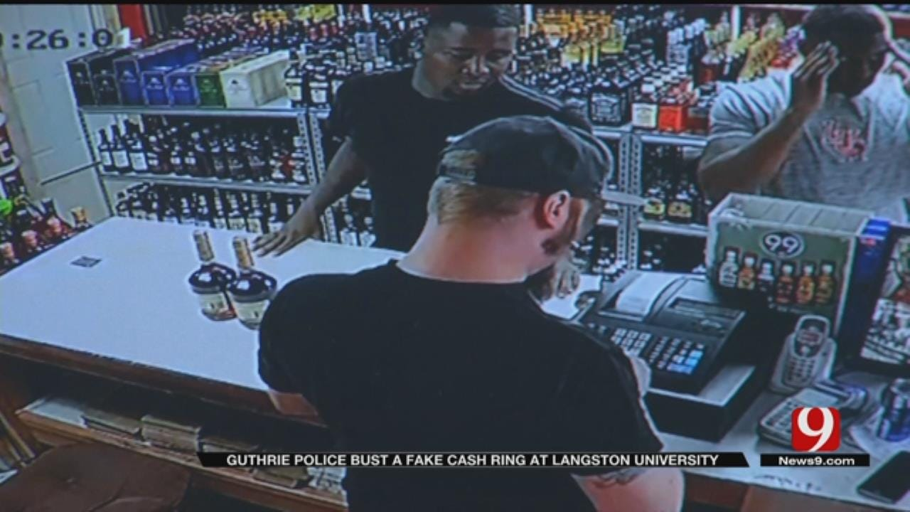 Langston University Students Busted In Counterfeiting Ring