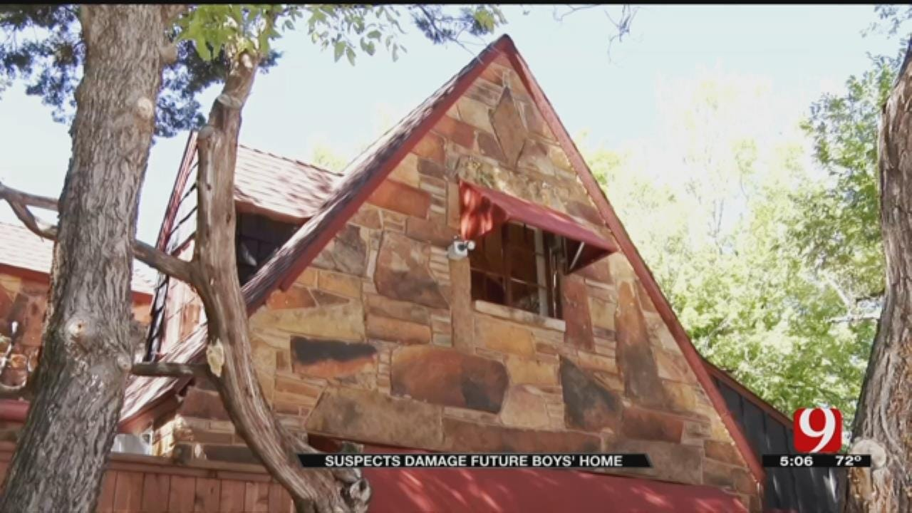 OCPD: Thieves Target Property Set To Become Boys Home