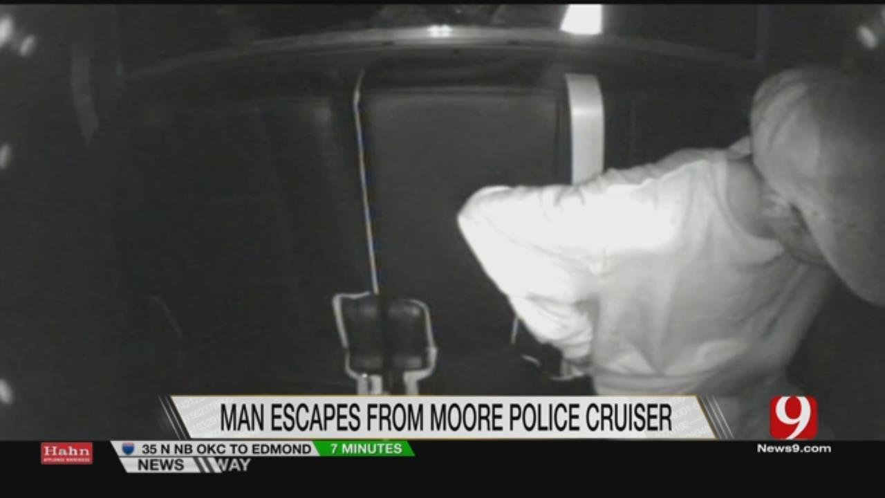 Missing Moore Suspect Last Seen In Stolen Vehicle