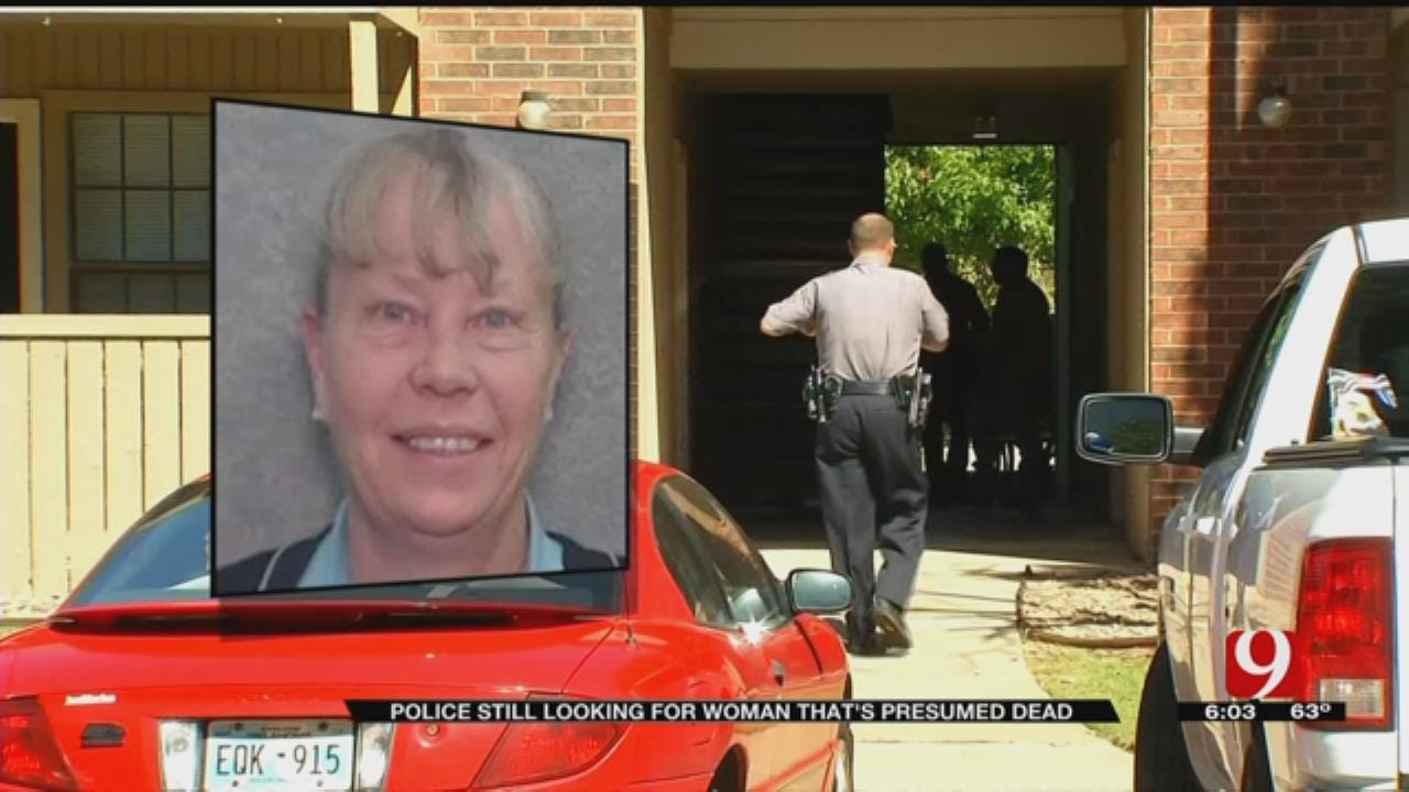 Search Continues For Missing OKC Woman Believed To Be Dead