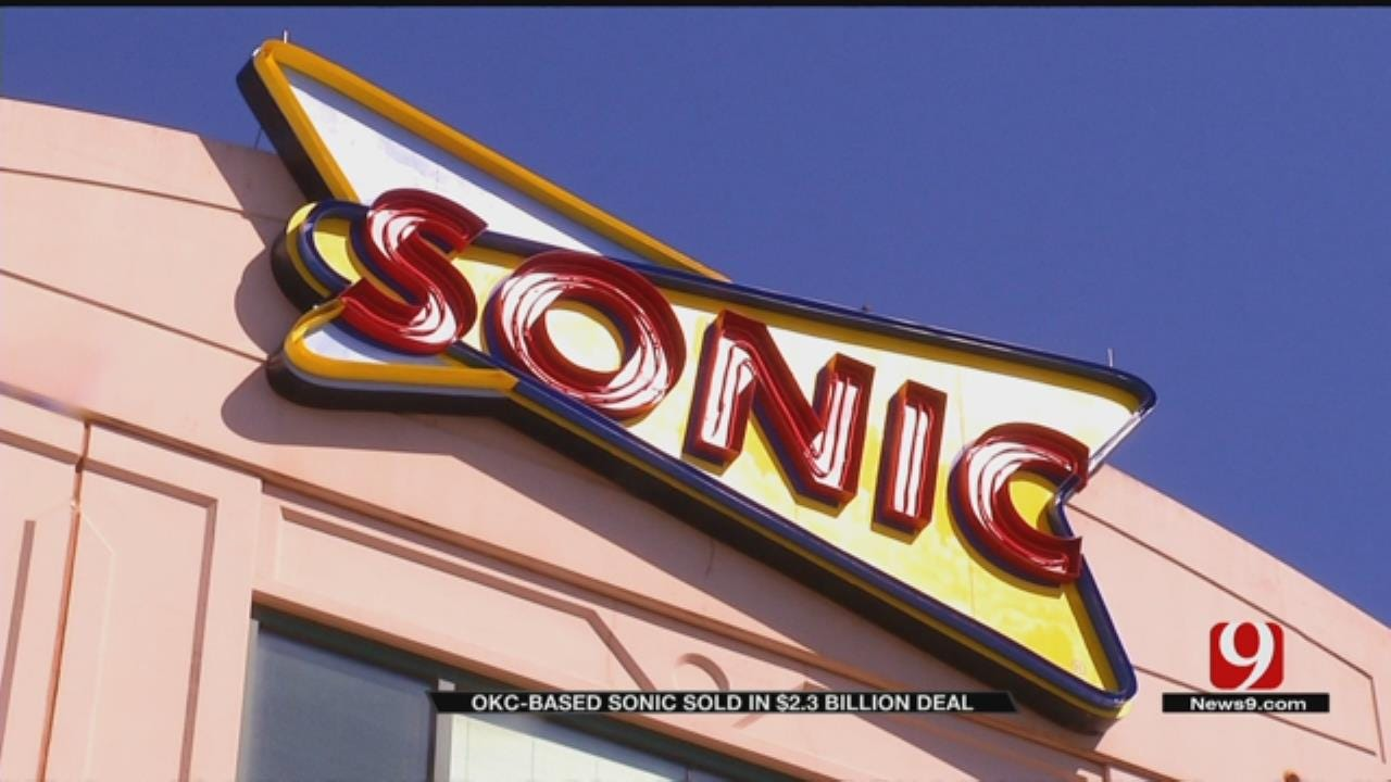 Spokesperson: Sonic Headquarters To Stay In OKC After Sold In $2.3 Billion Deal
