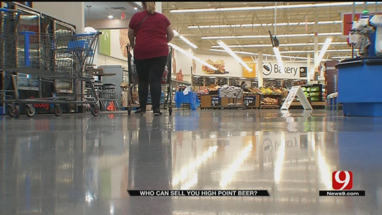 New Age Limits To Sell Strong Beer, Wine In Oklahoma