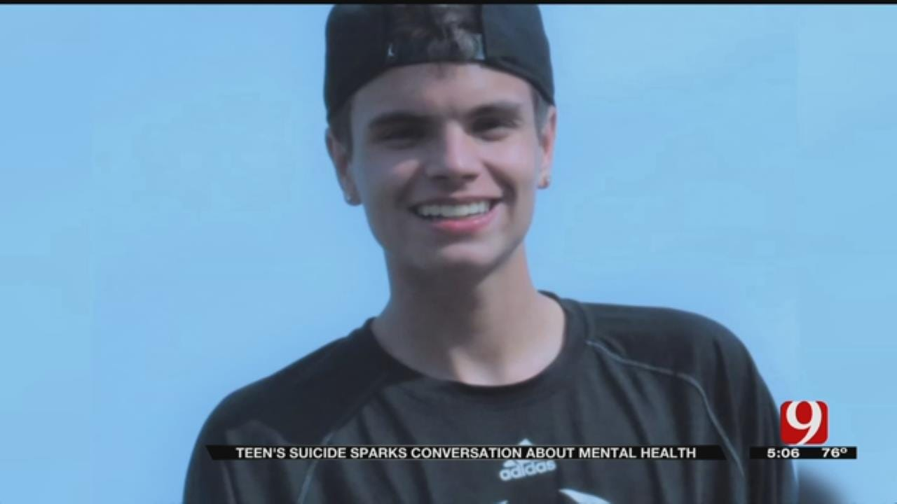 Local Teen's Suicide Sparks Conversation To Address Childhood Trauma