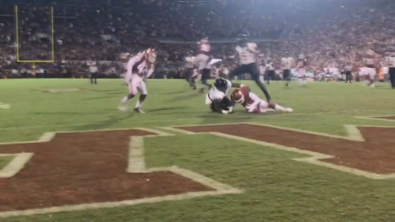 Sooners Defeat Army 28 To 21 In Overtime