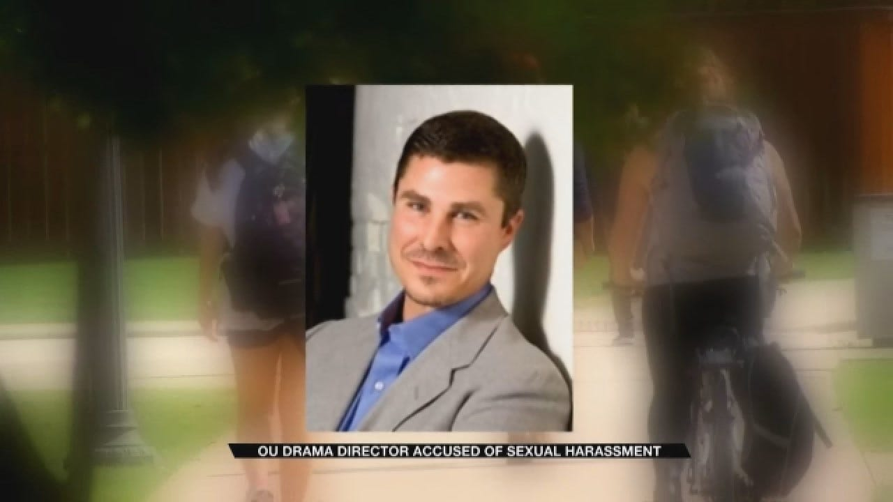 New Sexual Harassment Allegations Emerge Against OU Drama Professor