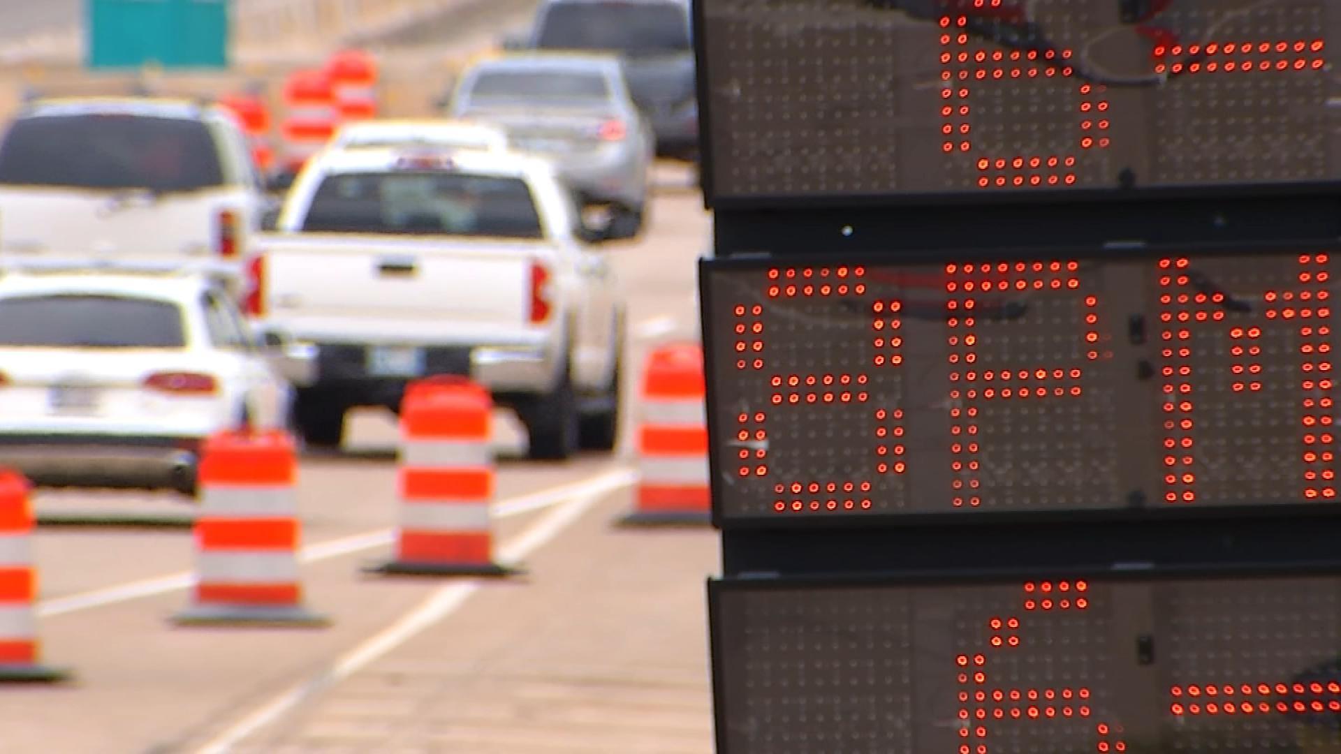 Multi-Million Dollar Construction Project Begins On I-35