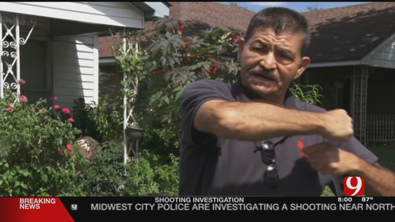 Metro Burglary Victim Chases Down Suspects