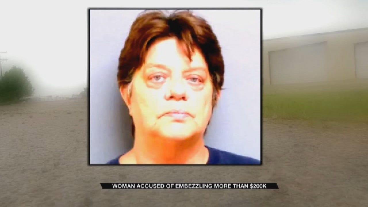 Payne County Woman Steals Almost $200,000 From Boss