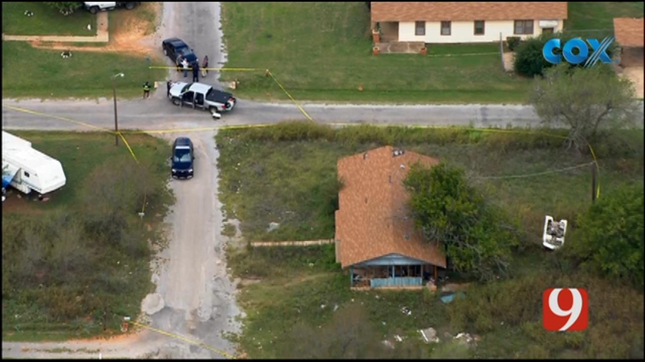 Authorities Investigate Carnegie Homicide