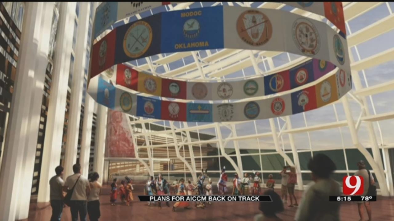American Indian Cultural Center And Museum Set To Open In 2021