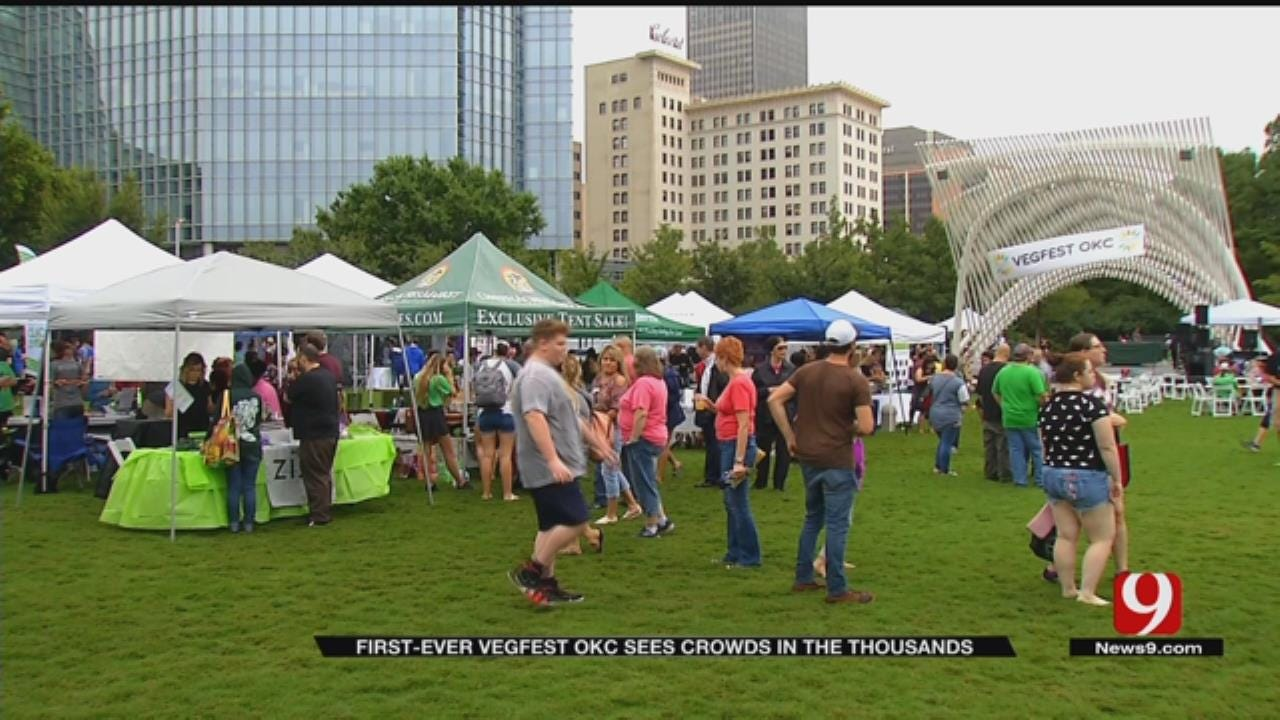 Oklahoma City Celebrates First Ever VegFest