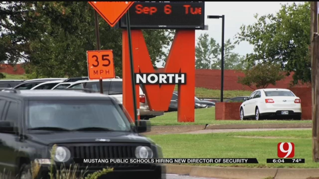 Mustang Public Schools To Add Director Of Security
