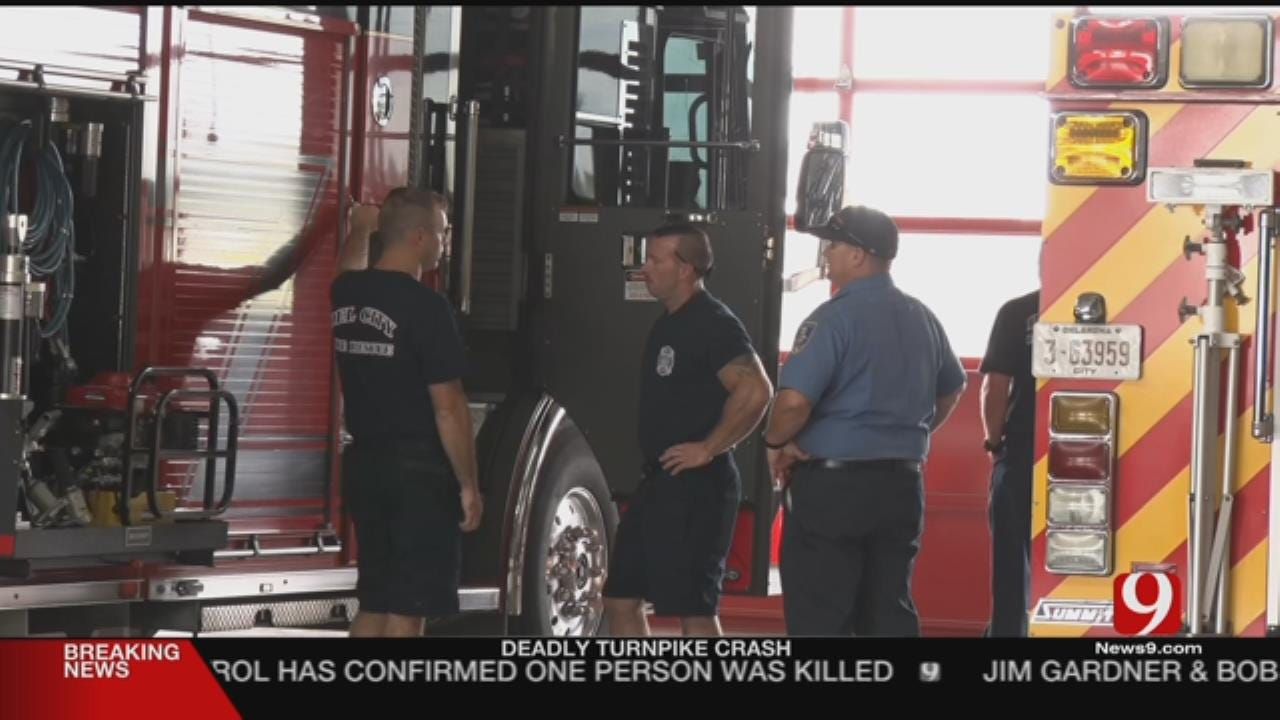 FEMA Helps Del City Hire Even More Firefighters