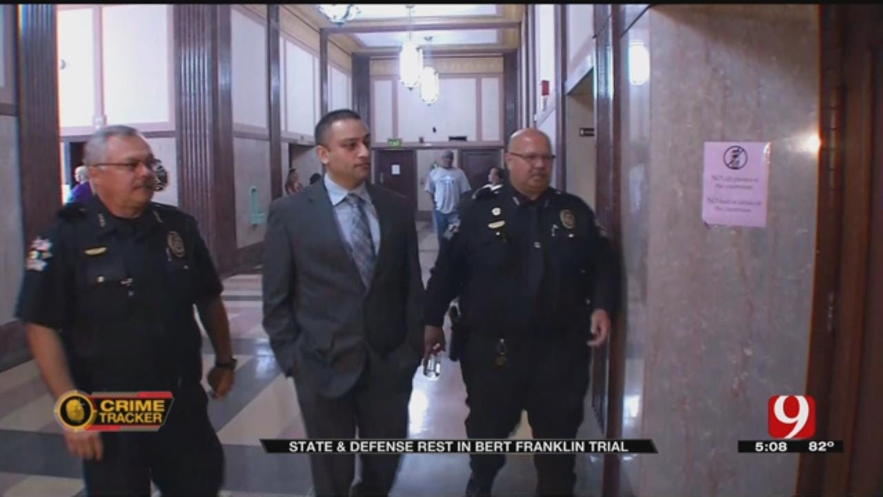 State And Defense Rest In Bert Franklin Murder Trial