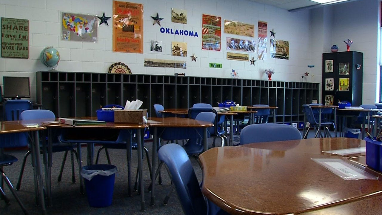 OKCPS School Test Results Need Improvement