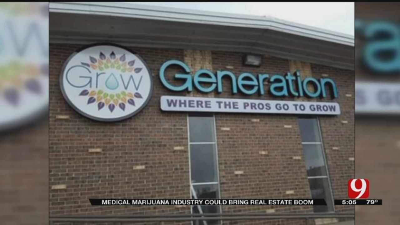 Medical Marijuana Industry Could Bring Real Estate Boom