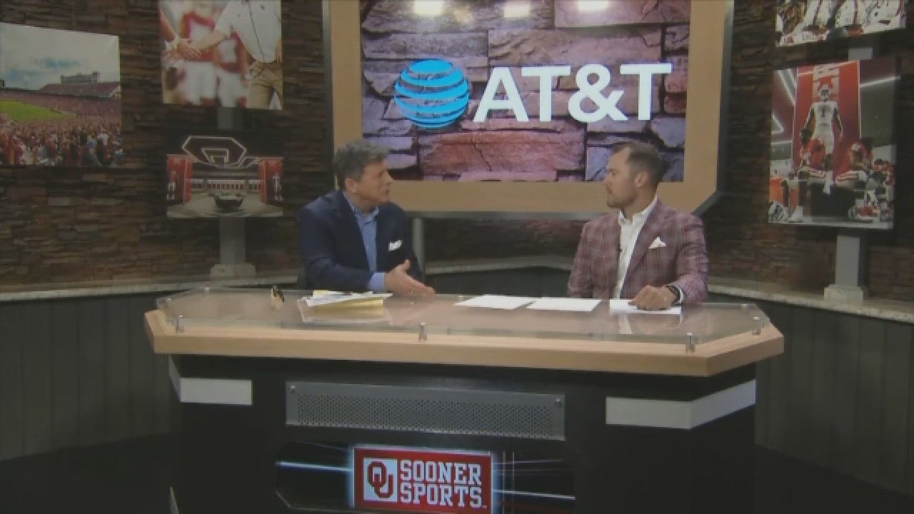 1-on-1 Interview With OU Football Coach Lincoln Riley
