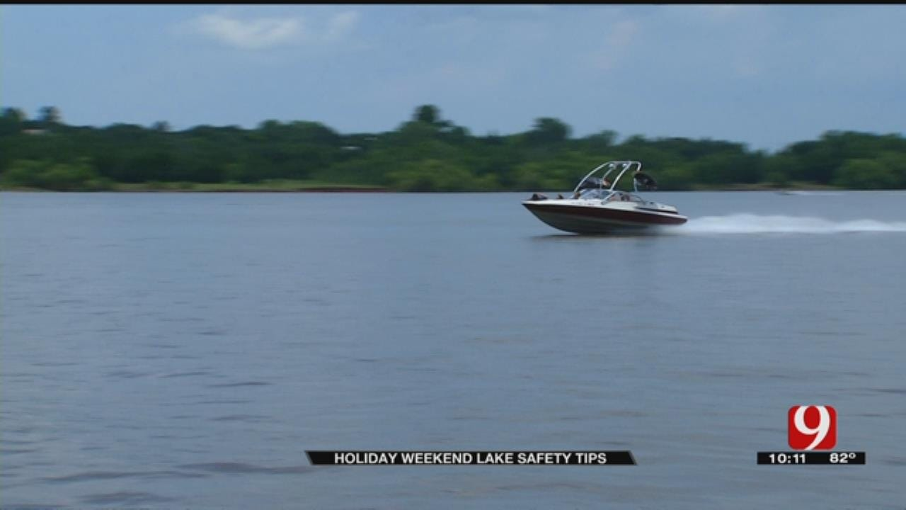 Labor Day Weekend Lake Safety Tips