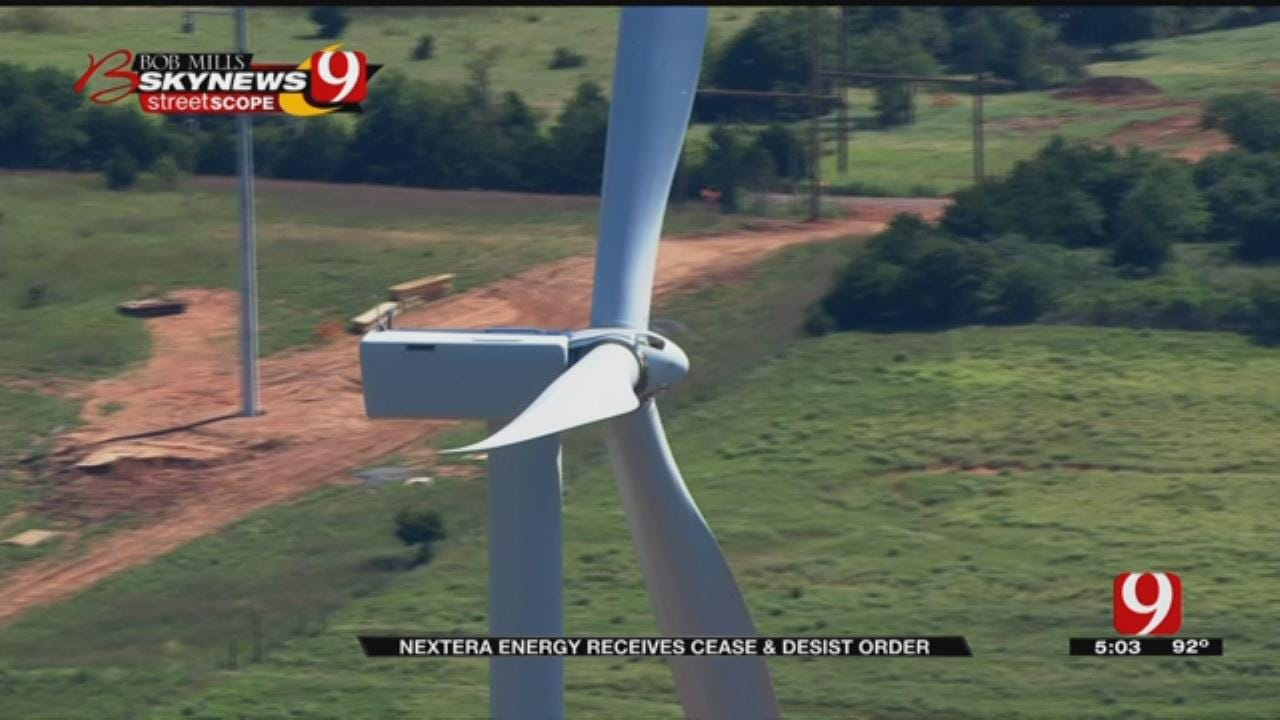 Nextera Energy Receives Cease And Desist Order After Violating OK Law