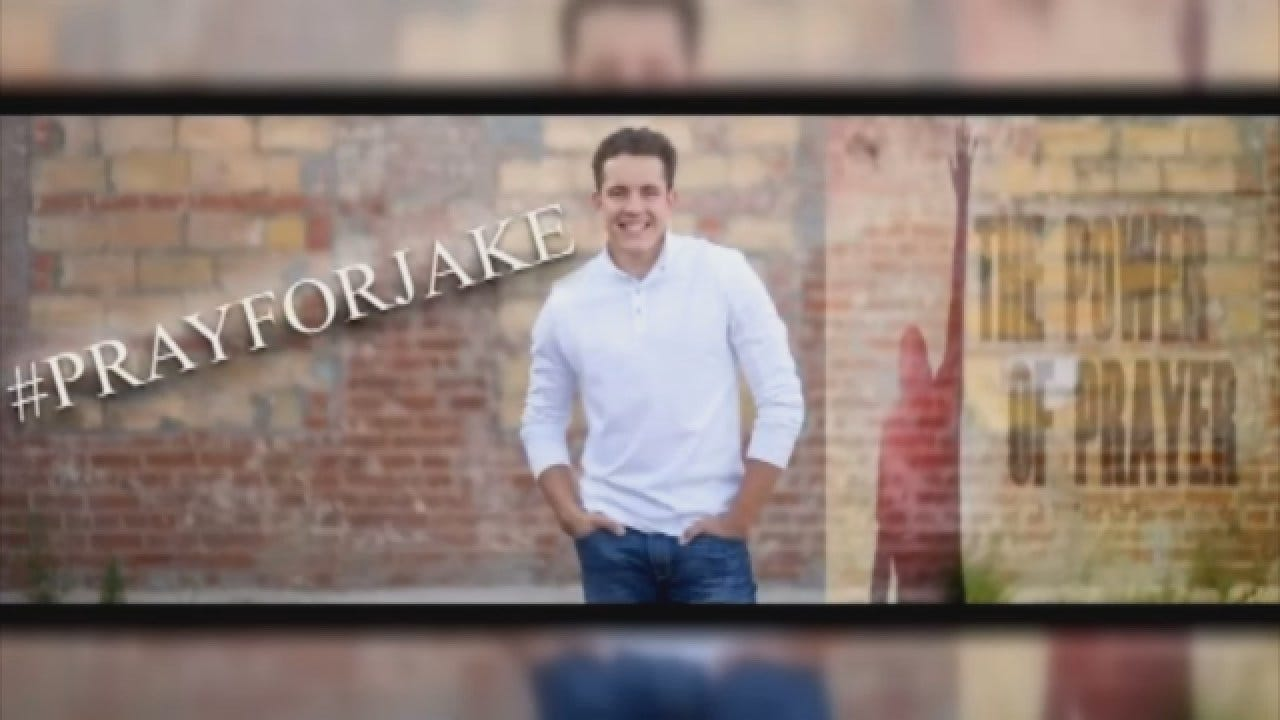 Norman Community Rallies Together After Football Player Critically Injured