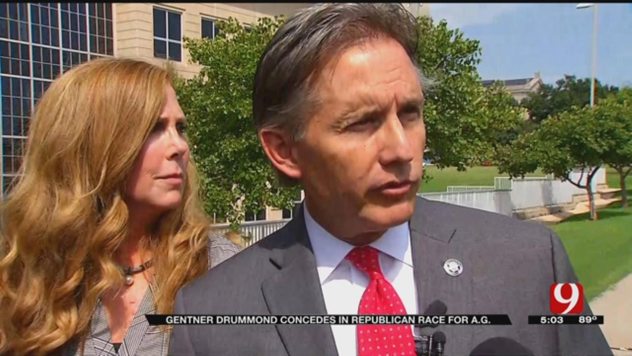 Hunter Says 'No Hard Feelings' After Drummond Concedes AG Race