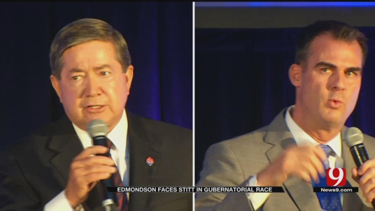 Preview: Edmondson Faces Stitt In Gubernatorial Race