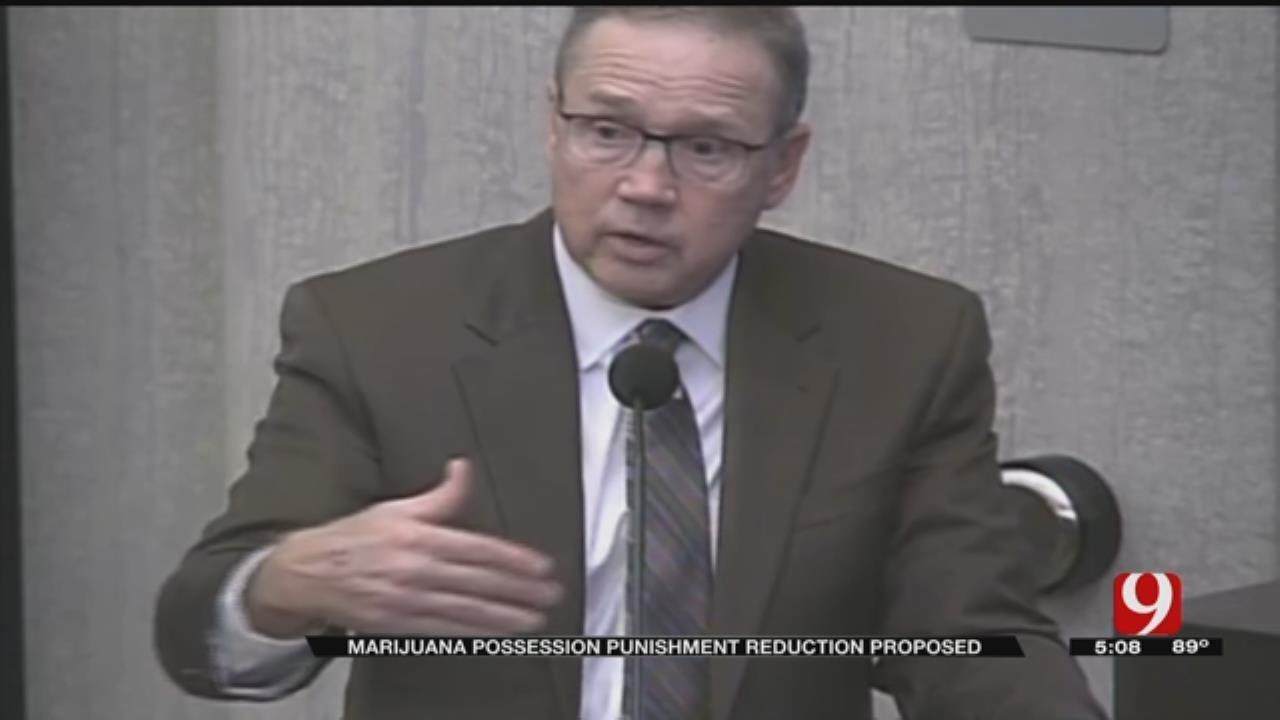 OCPD Chief Proposes Reductions In Maximum Marijuana Penalties