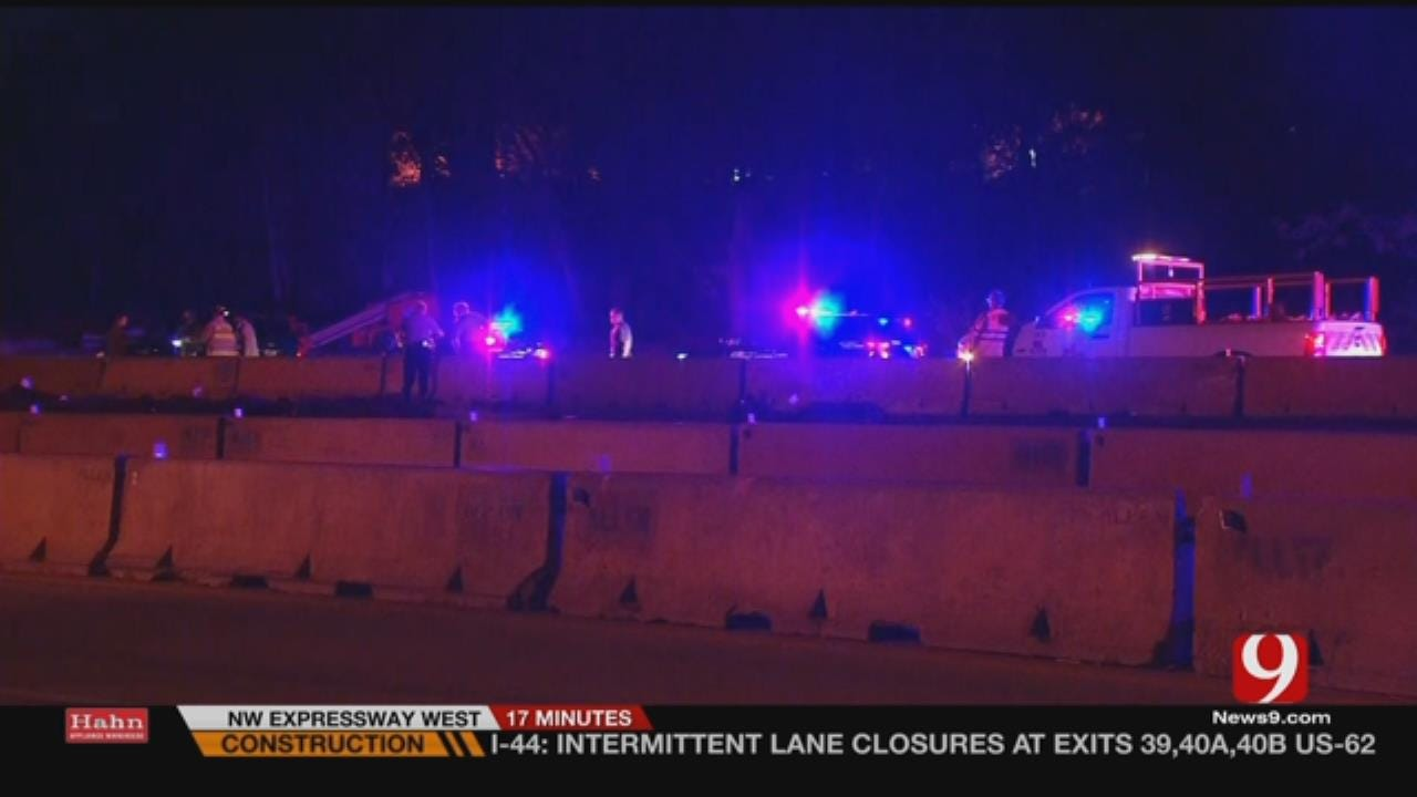Motorcyclist Dies After Leading Police On Pursuit Through OKC