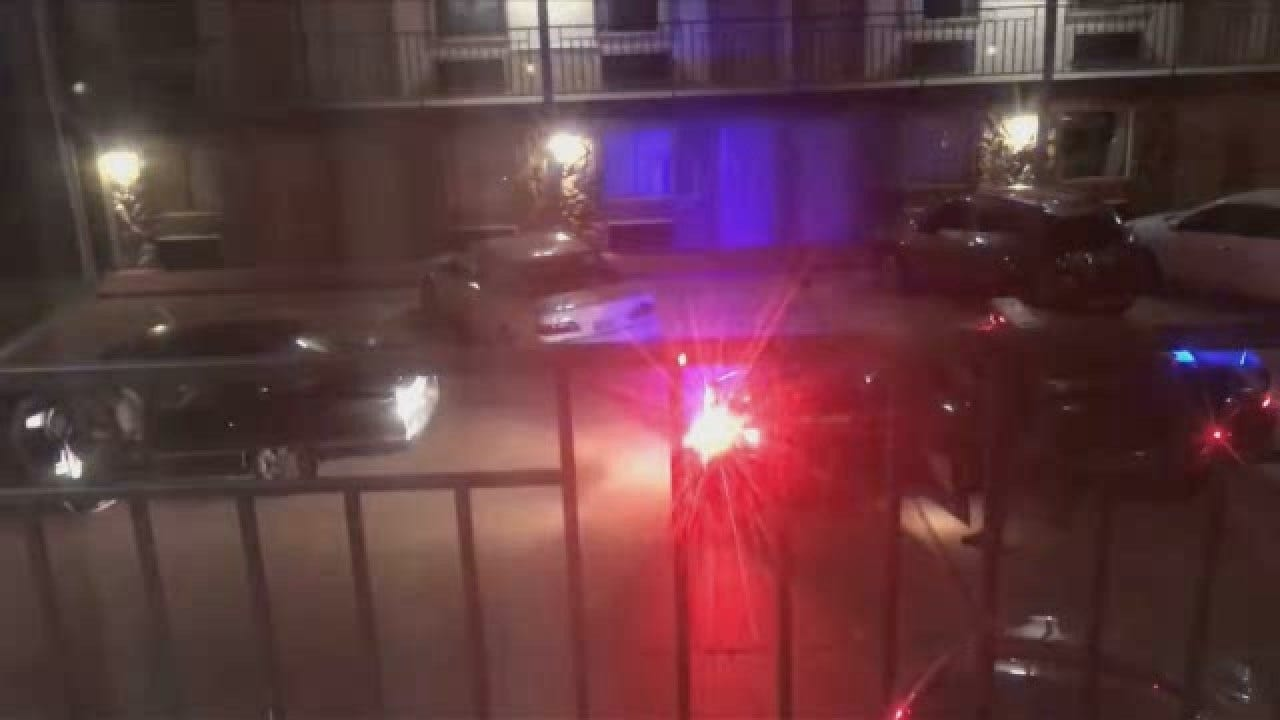 GRAPHIC VIDEO: Man Shoots At OHP Trooper In Woodward