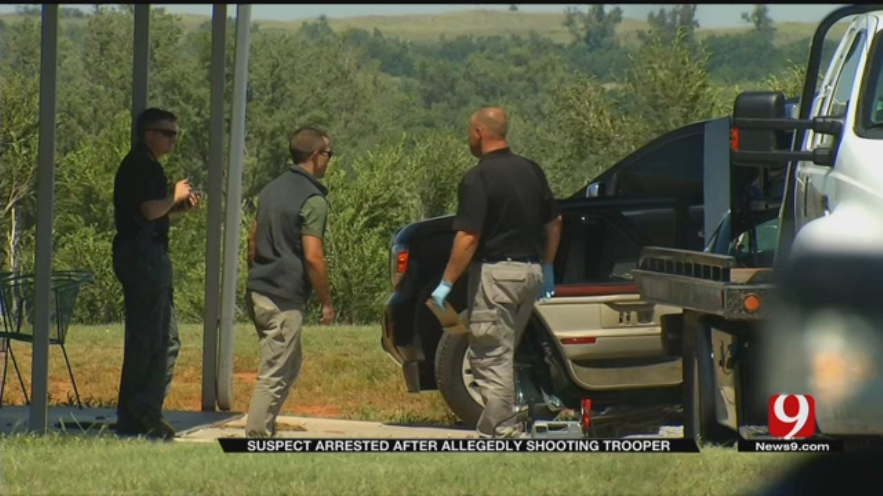 Friend Speaks Out About Suspect In Woodward Trooper Shooting