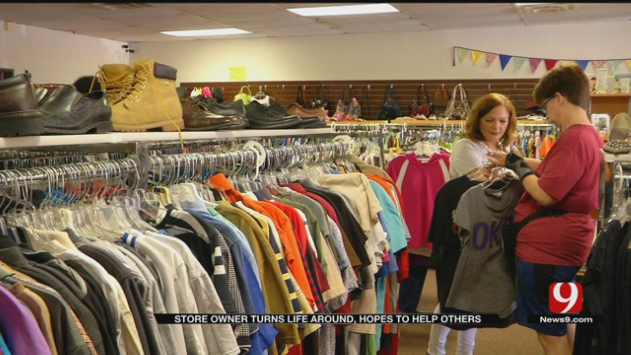 Metro Store Owner Turns Life Around, Hopes To Help Others