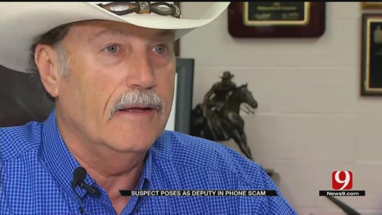 Pott. Co. Sheriff's Office Warns Residents Of Scammer Posing As Deputy