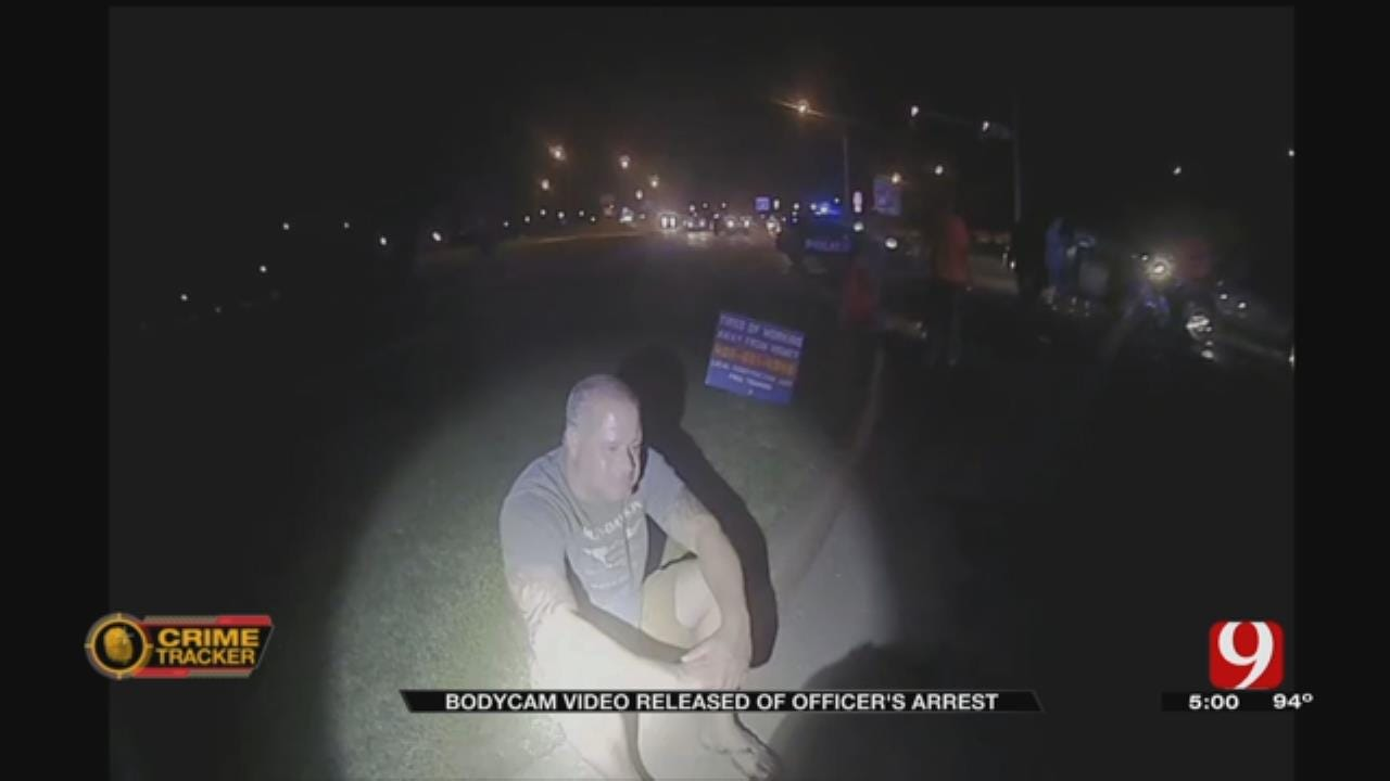 OCPD Releases Body Cam Video Of Off-Duty Officer's DUI Arrest