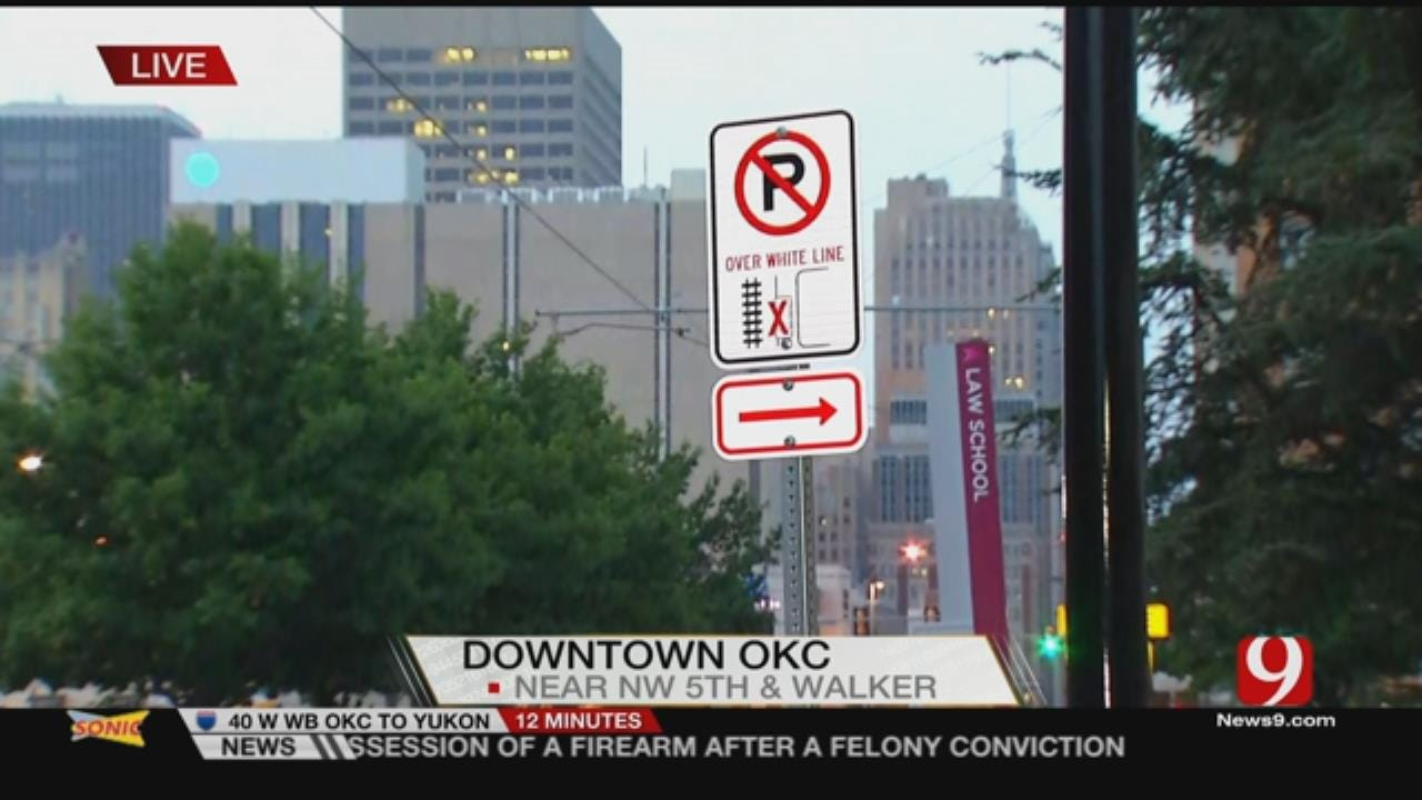 Officials Urging Proper Parking Protocol Near Downtown Street Cars