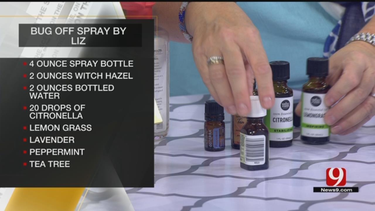 Bug Off Spray by Liz