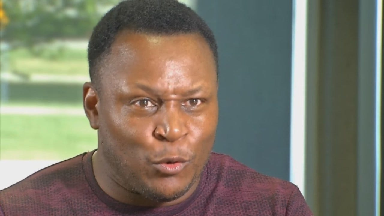 Raw Video: Extended Interview With Barry Sanders