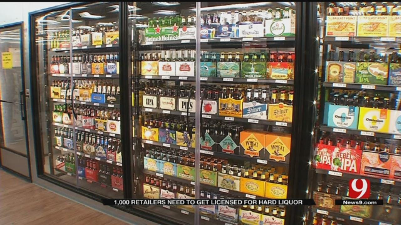 Distributors Reminding Stores To Apply For New License To Sell Strong Beer, Wine