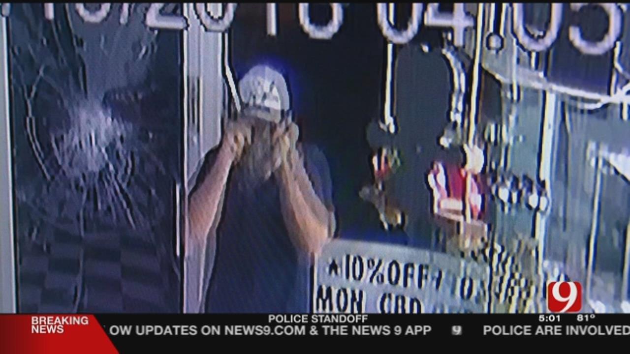 Thieves Hit SW OKC Smoke Shop For Third Time