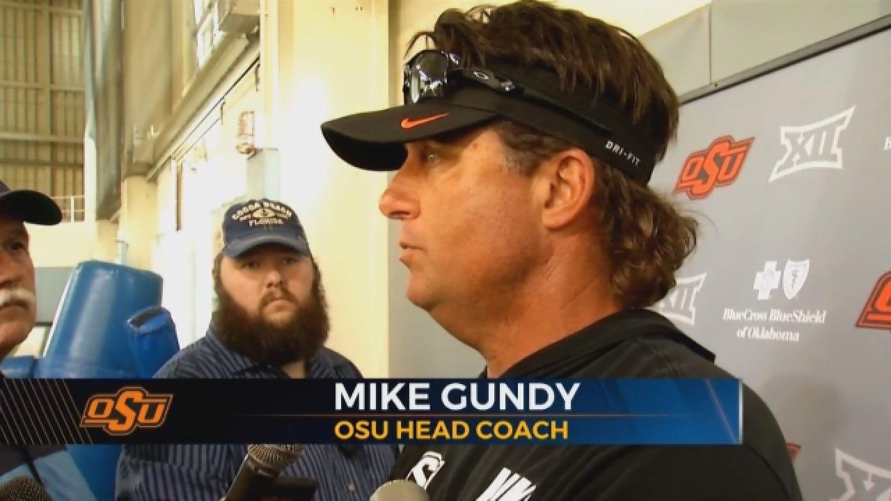 Mike Gundy Gets A haircut, Plus More OSU Football Talk