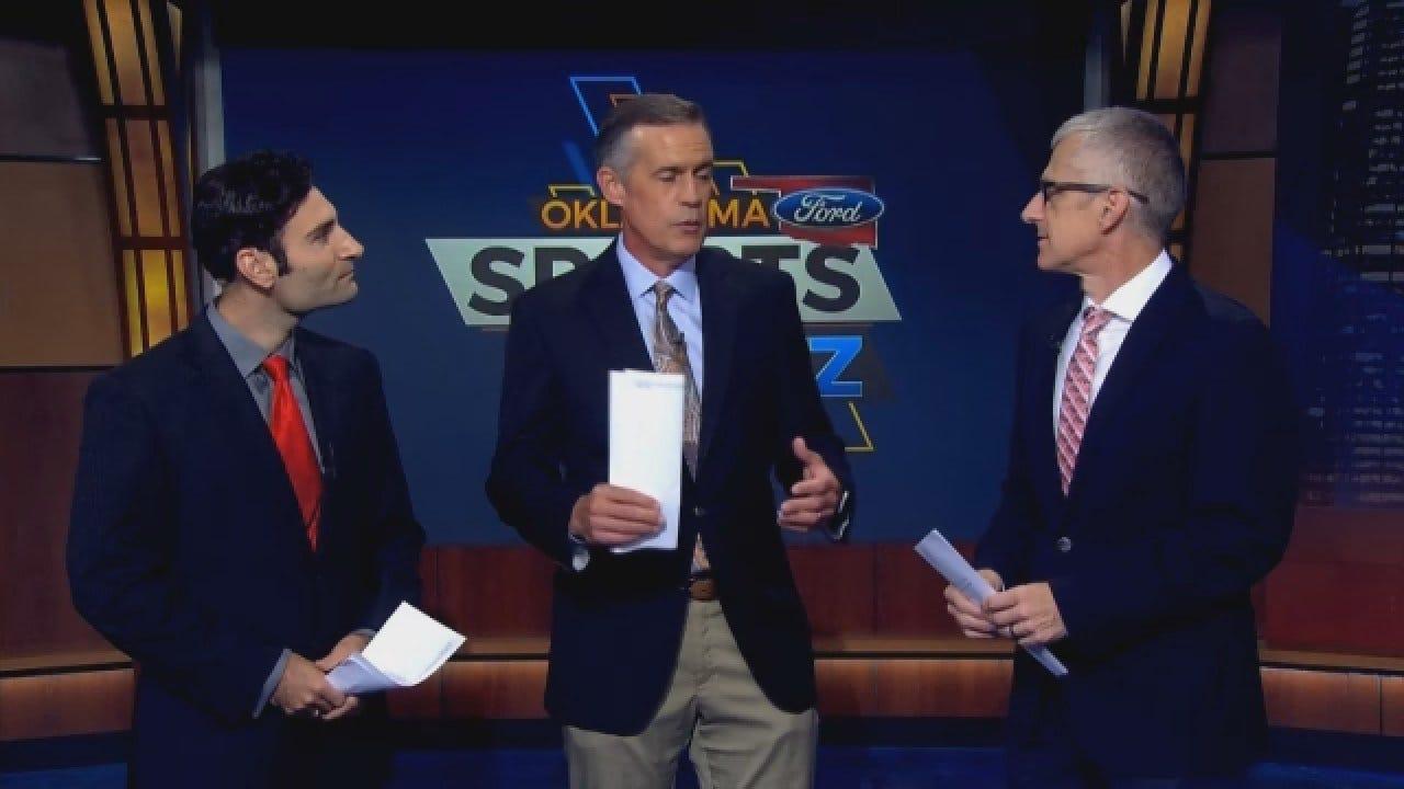 USA Today's George Schroeder Talks College Football In Studio