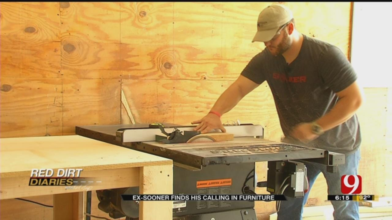 Red Dirt Diaries: Former Sooner Delivers Farmhouse Style