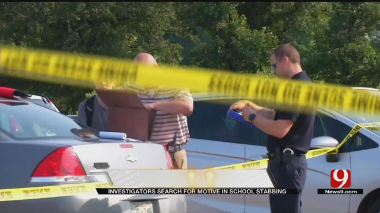 Police Seek Motive In Luther High School Stabbing