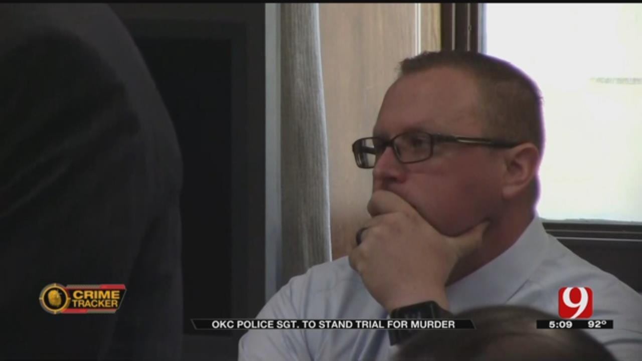 OKC Police Officer To Stand Trial For Fatal Shooting Of Suicidal Man