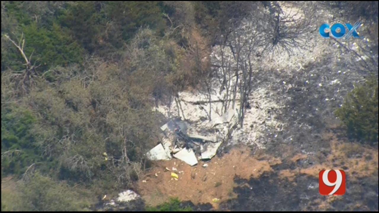 Bpb Mills SkyNews 9 Flies Over Military Aircraft Crash Near Mutual