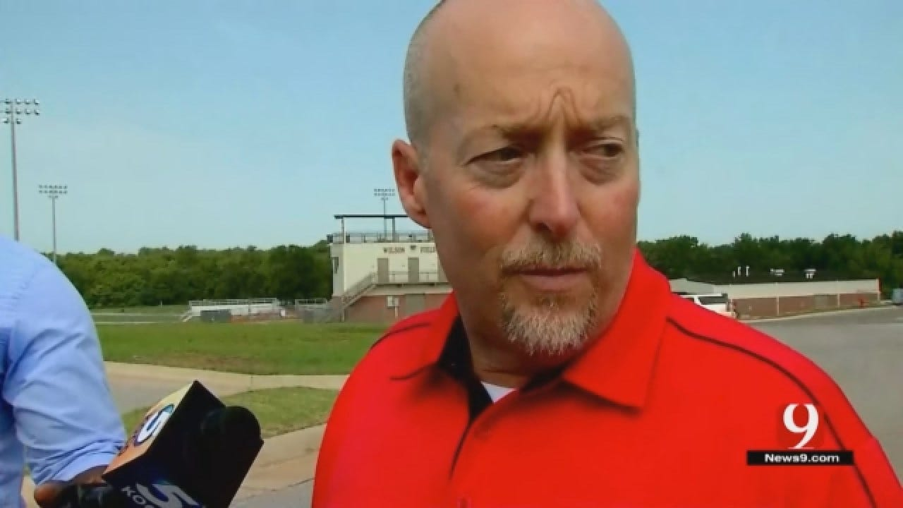 Luther Superintendent Talks About Stabbing Incident