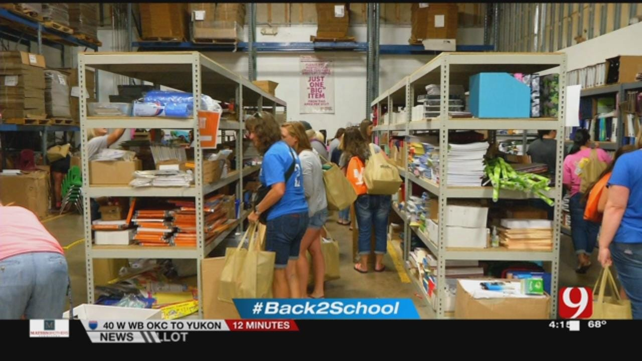 Feed The Children School Supply Store For Teachers